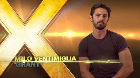 X-Men Destiny Behind The Scenes: Milo Ventimiglia