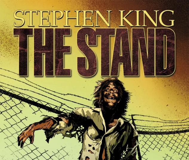 The Stand: The Night Has Come (2011) #3 (cover)