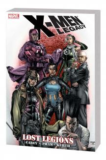 X-Men Legacy: Lost Legions TPB (Trade Paperback)