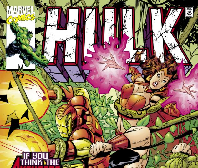 Incredible Hulk (1999) #7