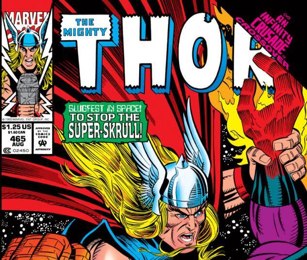 Thor (1966) #465