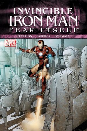 Invincible Iron Man #504