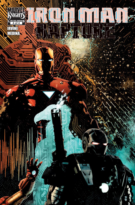 Iron Man: The Rapture (2010) #4