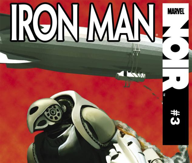 Iron Man Noir (2010) #3