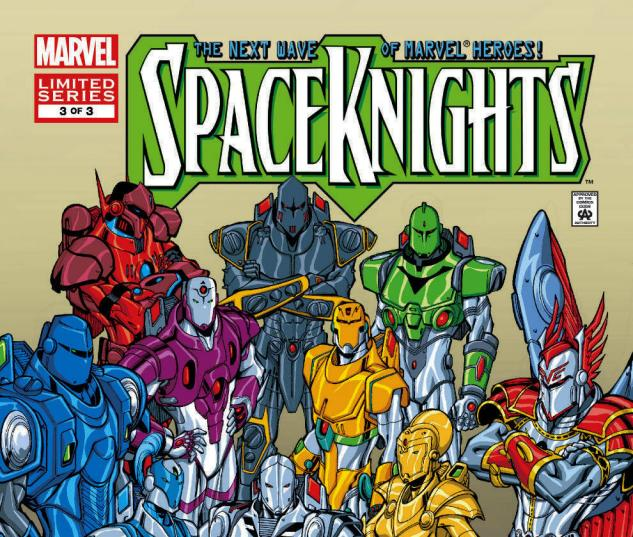 SPACEKNIGHTS 3 (WITH DIGITAL CODE)