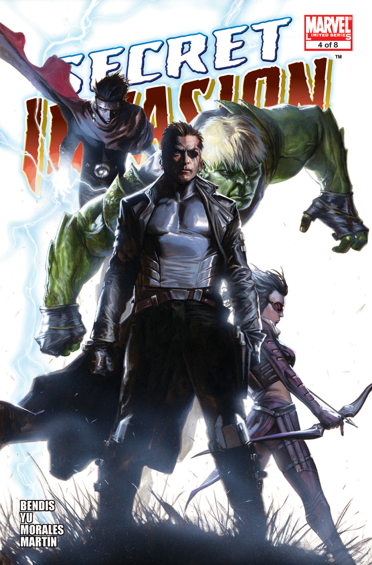 Secret Invasion (2008) #4