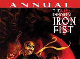 Immortal Iron Fist Annual (2007) #1