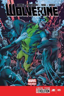 Wolverine #5