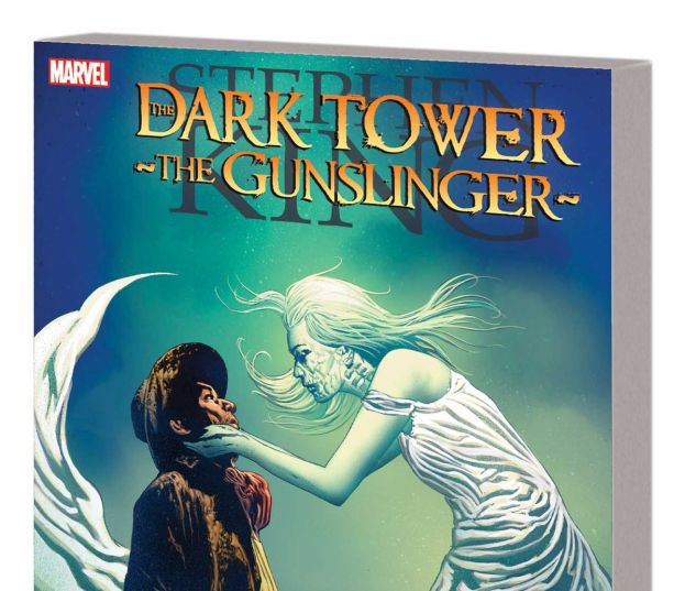 DARK TOWER: THE GUNSLINGER - THE WAY STATION TPB