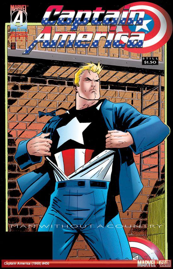 Captain America (1968) #450