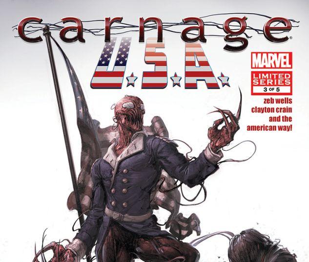 Carnage, U.S.A. (2011) #3
