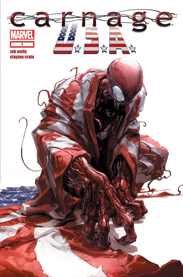 Carnage, U.S.A. (2011) #1