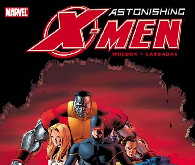 Astonishing X-Men: Vol 2 Dangerous
