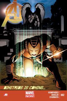 Avengers A.I. (2013) #2