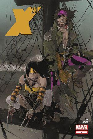 X-23 (2010) #7