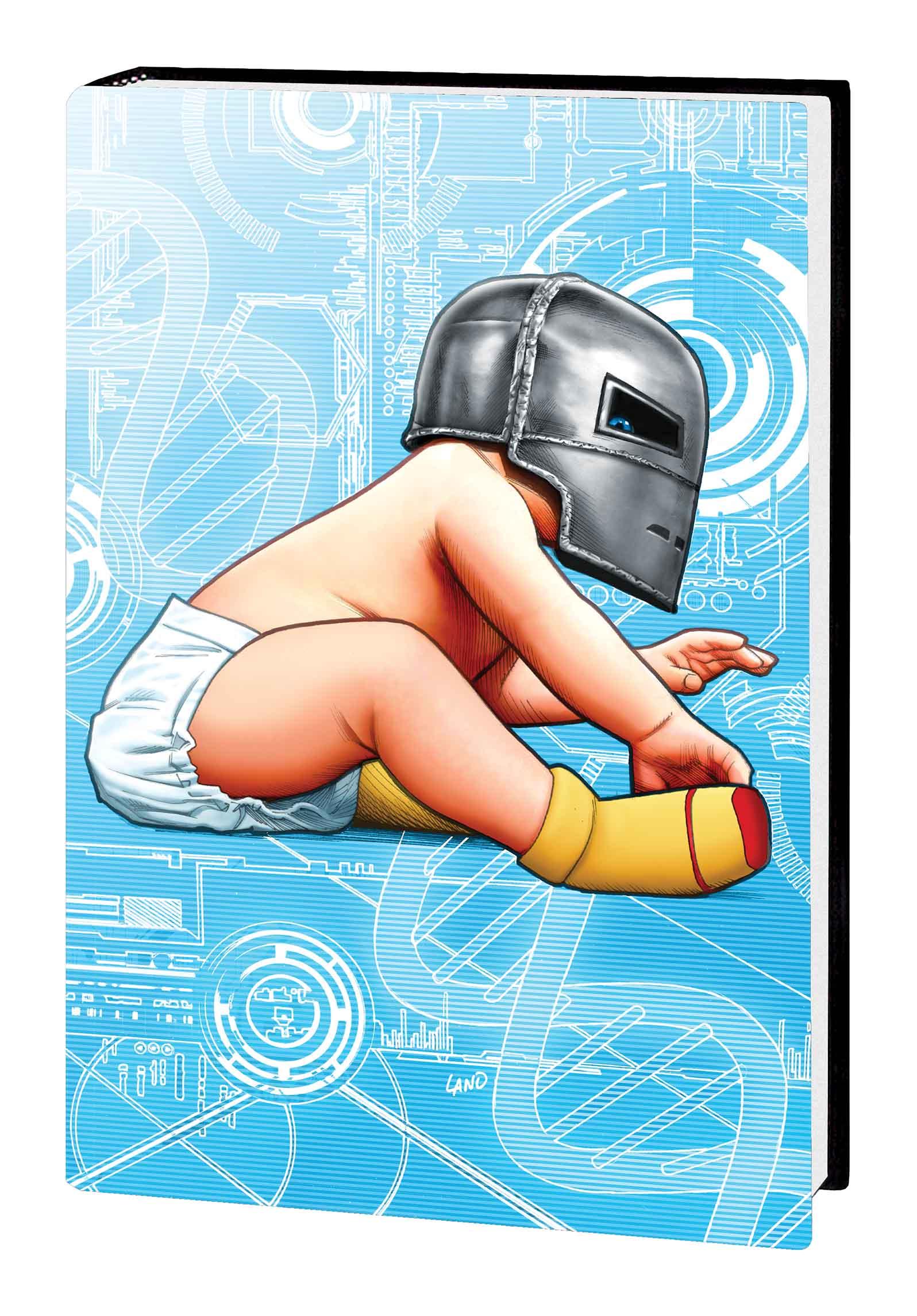 Iron Man Vol. 2: The Secret Origin of Tony Stark Book 1 (Hardcover)
