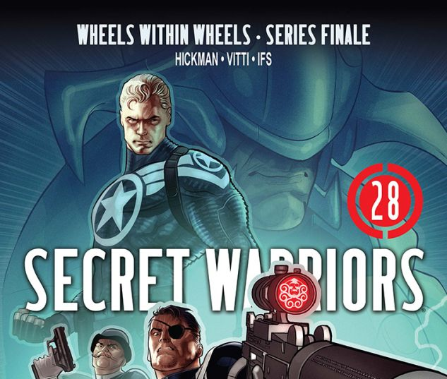 Secret Warriors (2008) #28
