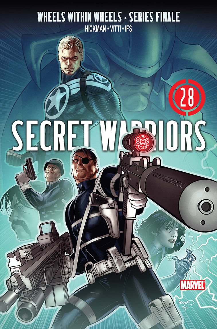 Secret Warriors (2009) #28