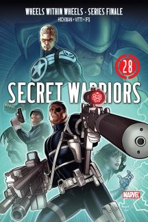 Secret Warriors #28