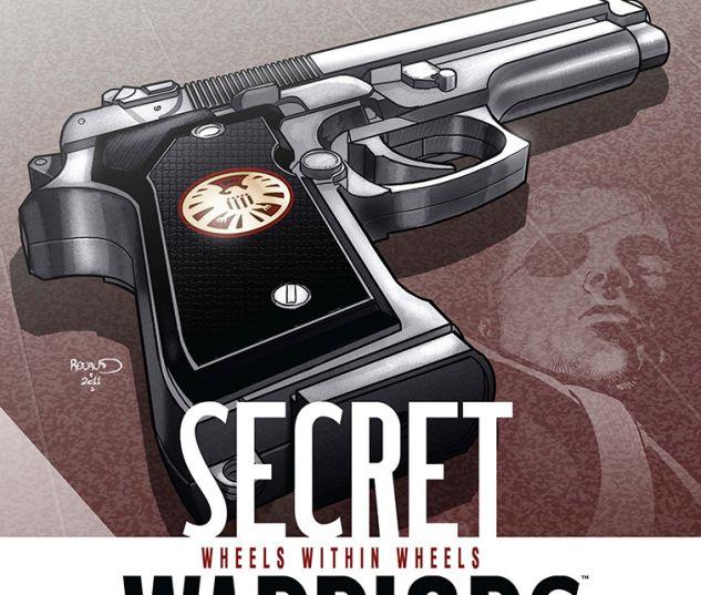 Secret Warriors (2008) #27