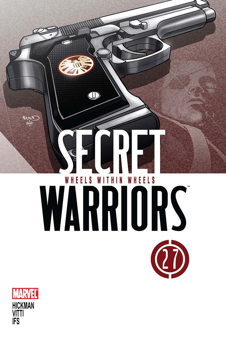 Secret Warriors (2009) #27