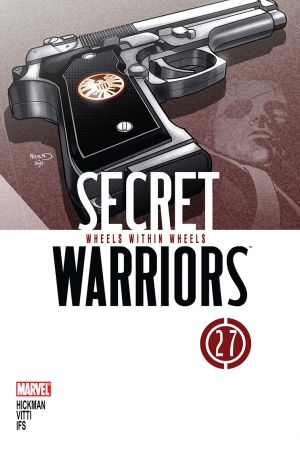 Secret Warriors (2009) #27