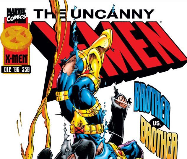 Uncanny X-Men (1963) #339 Cover