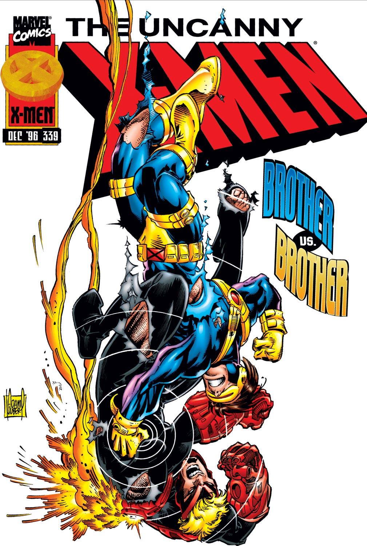 Uncanny X-Men (1963) #339