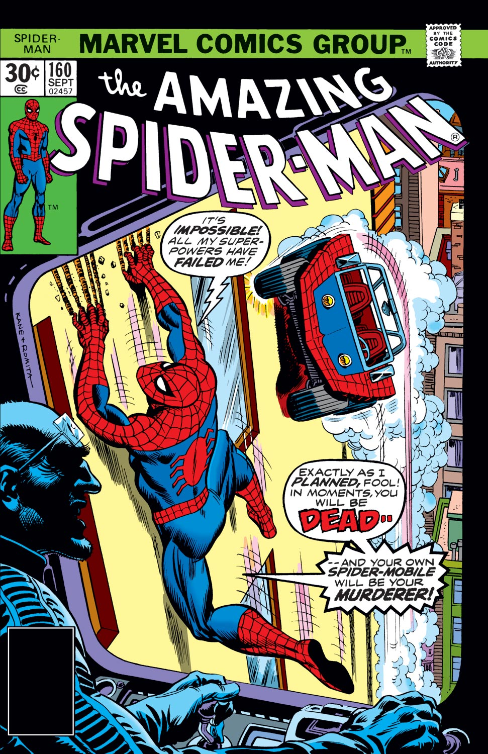 The Amazing Spider-Man (1963) #160
