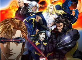 X-Men (Anime) Master