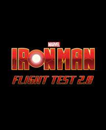 Iron Man Flight Test 2.0