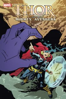 Thor & the Mighty Avengers (2013) #1