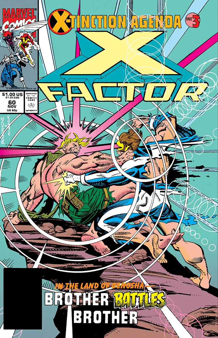 Image result for X-Factor  60