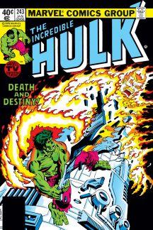Incredible Hulk (1962) #243