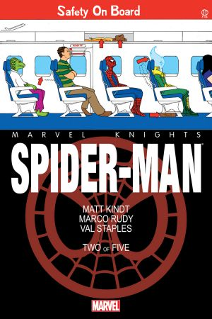 Marvel Knights: Spider-Man #2