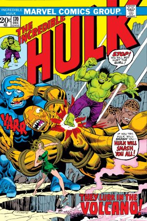 Incredible Hulk (1962) #170