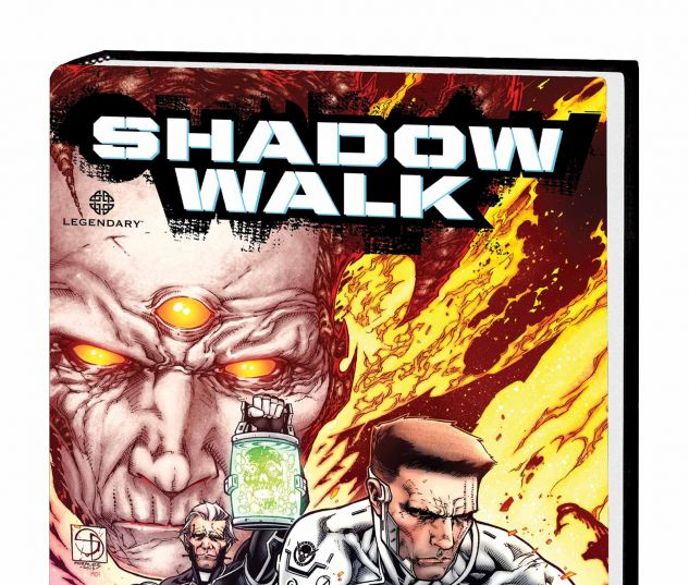 SHADOW WALK PREMIERE HC