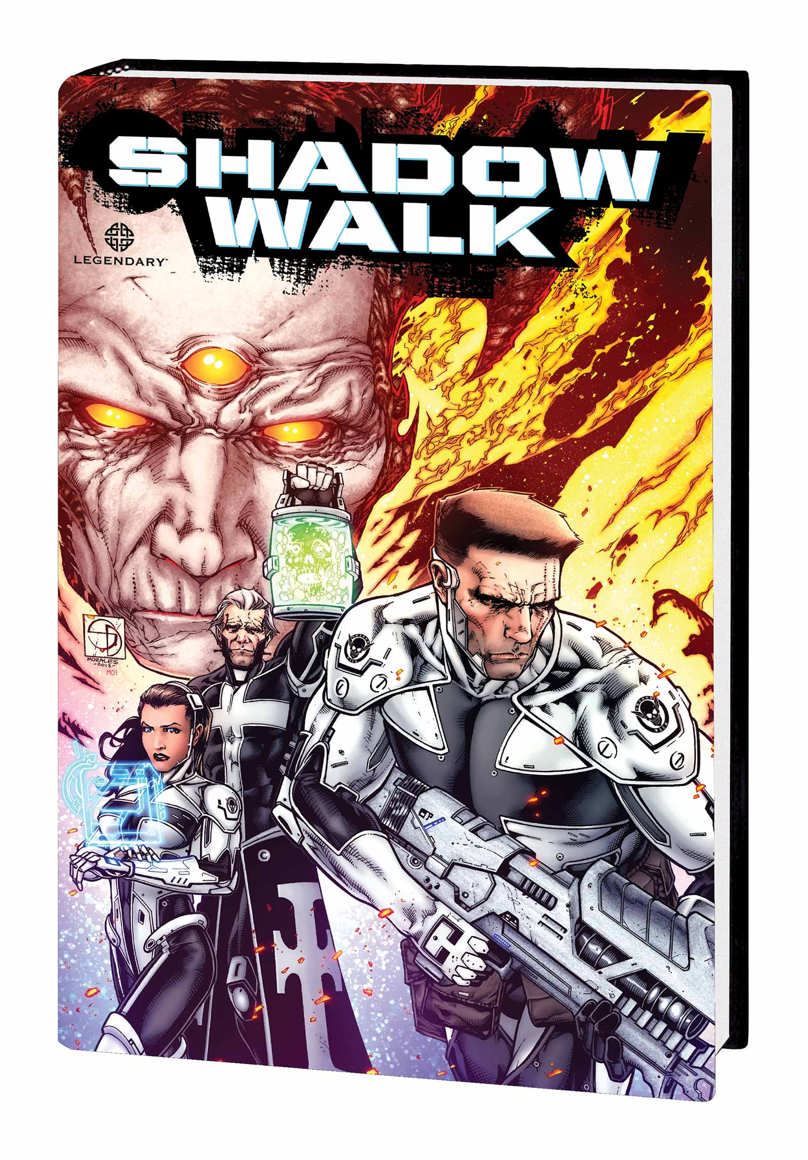 SHADOW WALK PREMIERE HC (Hardcover)