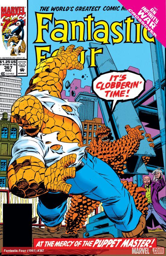 Fantastic Four (1961) #367
