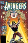 Avengers (1963) #384 Cover