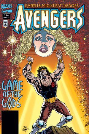 Avengers (1963) #384