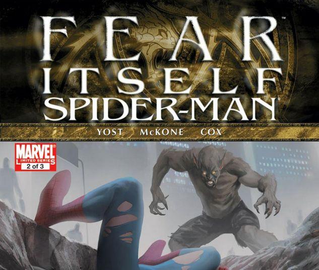 Spider-Man: Fear Itself (2011) #2