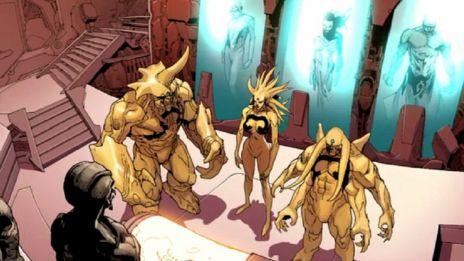 Marvel AR: Avengers #20 Cover Recap