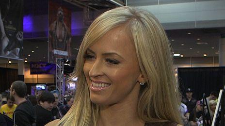 Marvel at WrestleMania XXX: Summer Rae