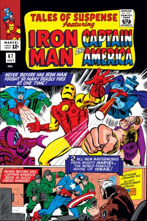 Tales of Suspense #67