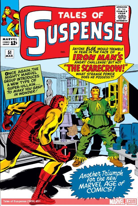 Tales of Suspense (1959) #51