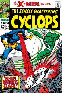 Uncanny X-Men #45