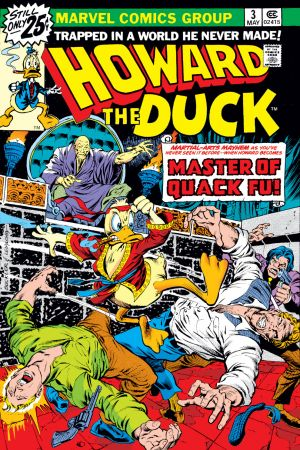 Howard the Duck (1976) #3