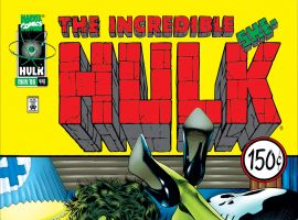 Incredible Hulk (1962) #441 Cover