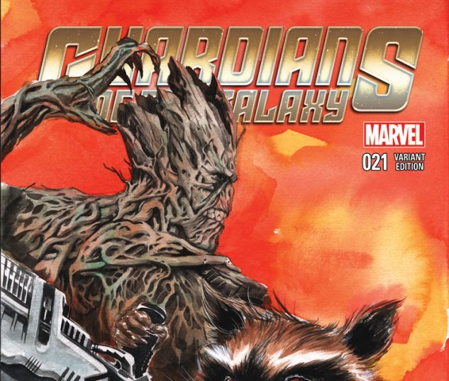 GUARDIANS OF THE GALAXY 21 NGUYEN RR&G VARIANT (WITH DIGITAL CODE)